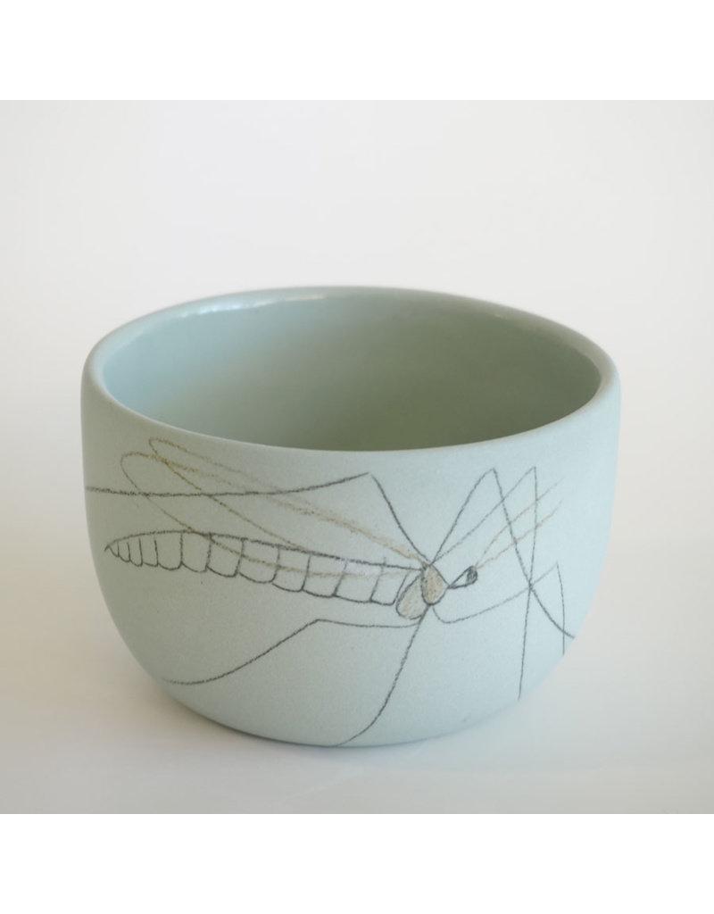 Studio Harm & Elke Beker Insectenserie - koffie (L)