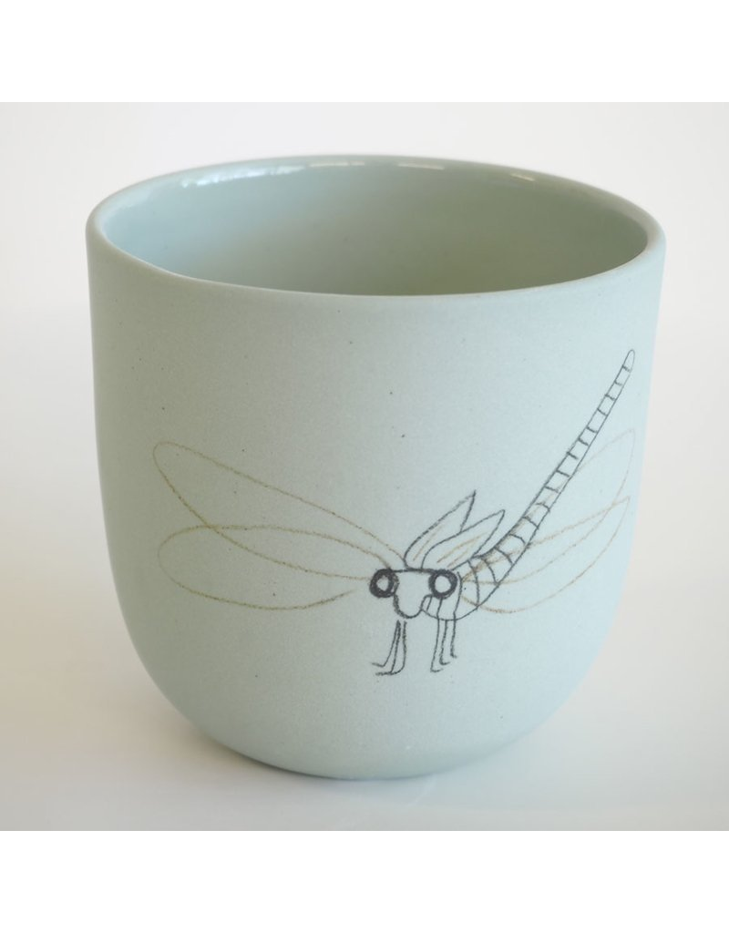Studio Harm & Elke Mug Insects - Tea (XL)