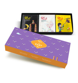 Or Tea Gift Box Tea of the EAST - Assortiment