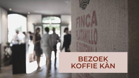 Bezoek Koffie Kàn