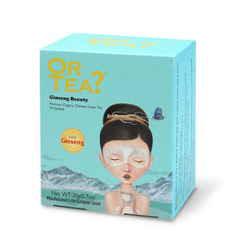 Or Tea Gingseng Beauty (sachets)