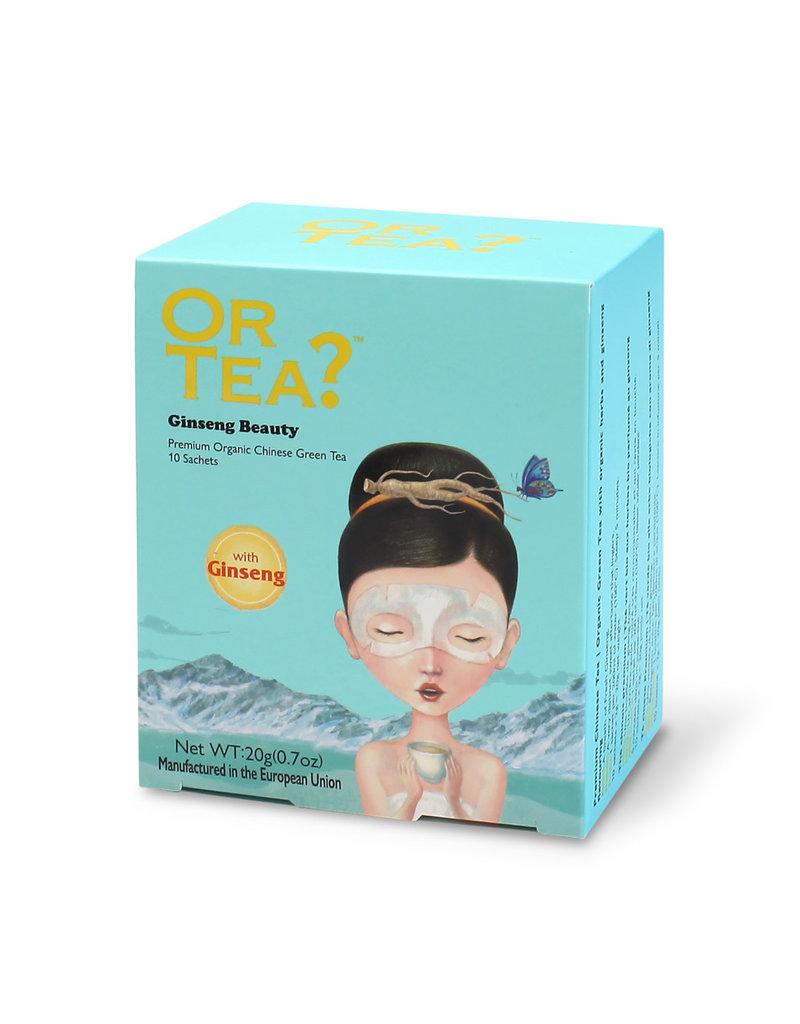 Or Tea Gingseng Beauty (builtjes)