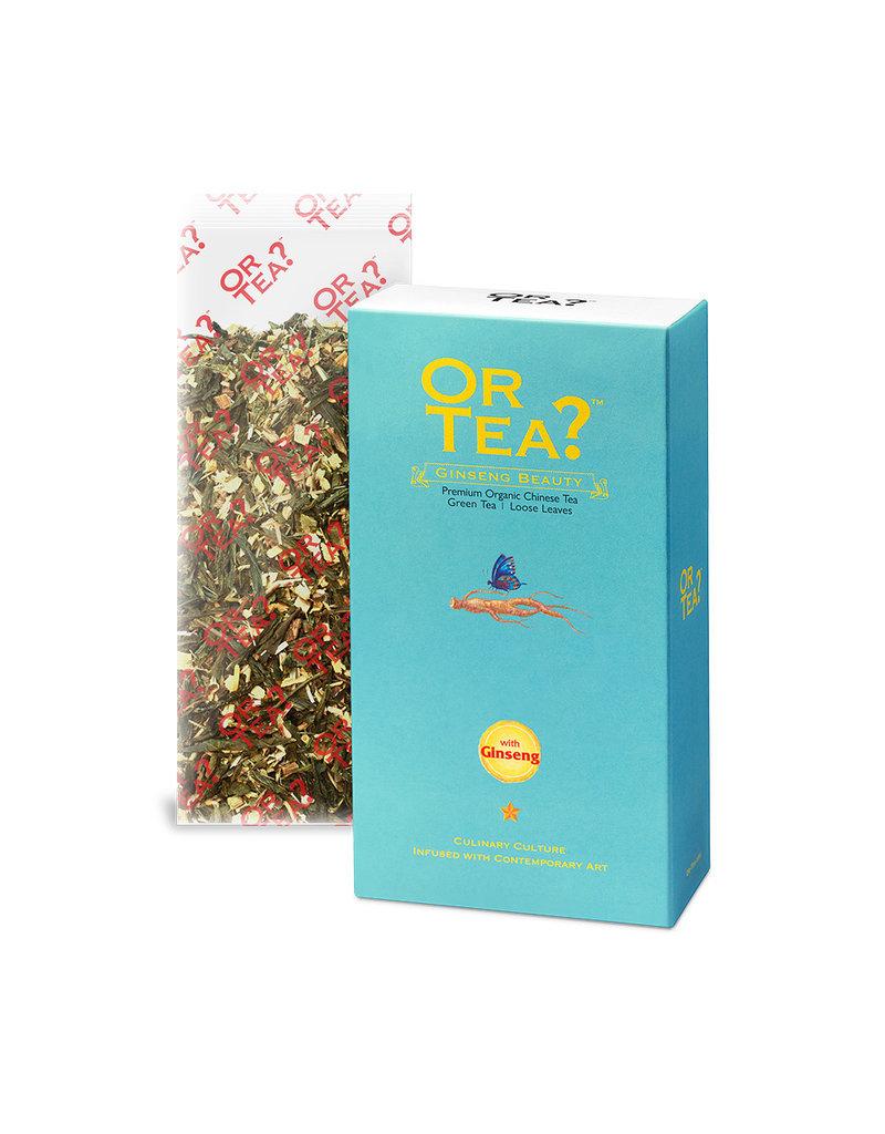 Or Tea Or Tea Gingseng Beauty (losse thee)