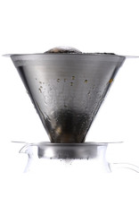 Hario Hario Dripper V60 Stainless Steel