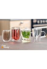 Cosy & Trendy Cosy & Trendy Dubbelwandig Glas - set van 2