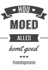 Koffie Kàn 'Gardez Mourage' Mélange - au profit de Huis aan Zee