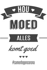 Koffie Kàn 'Hou Moed' Mélange - tvv Huis aan Zee