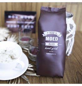 Koffie Kàn 'Hou Moed' Koffiemélange