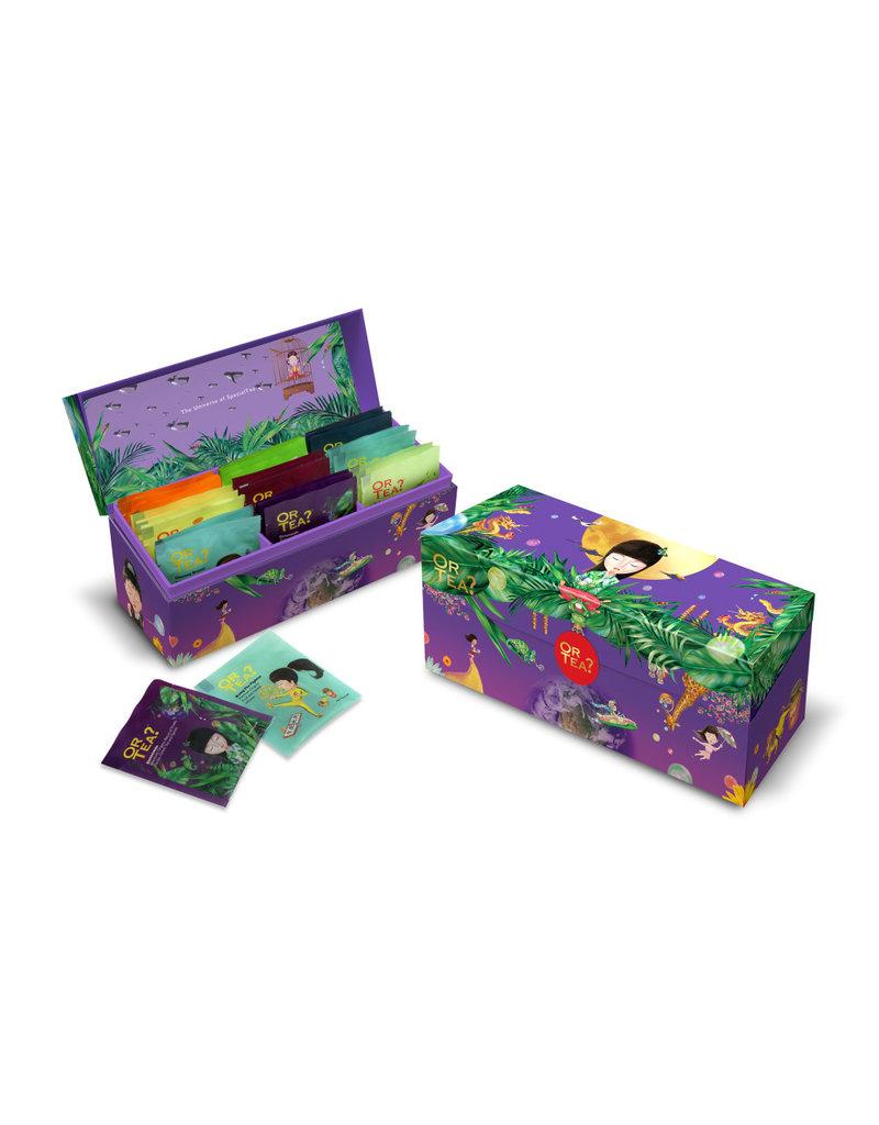 Or Tea Or Tea -  SpecialTea Treasure Box