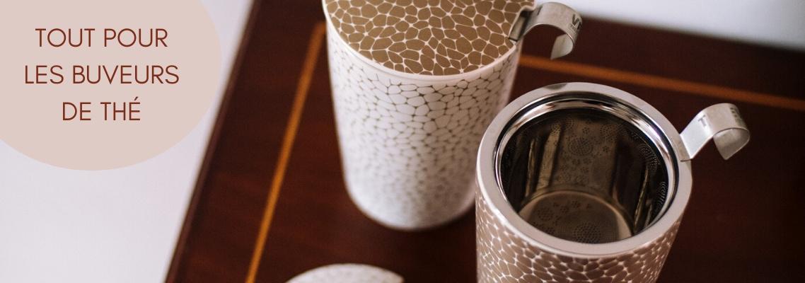 Ons aanbod voor theedrinkers - FR