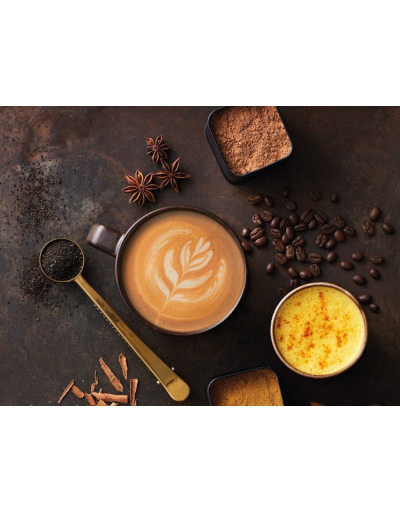Mill & Mortar Mill & Mortar Latte Spice - Latte kruiden 50g