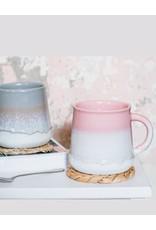 Sass&Belle Sass&Belle Mojave Mug Glaze Pink - 250 ml