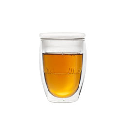 Cosy & Trendy Double-walled tea glass with filter