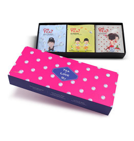 Or Tea Gift Box Love - Assortiment