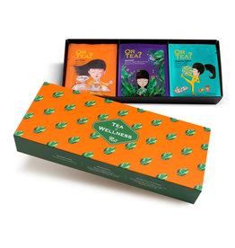 Or Tea Gift Box Wellness - Assortiment