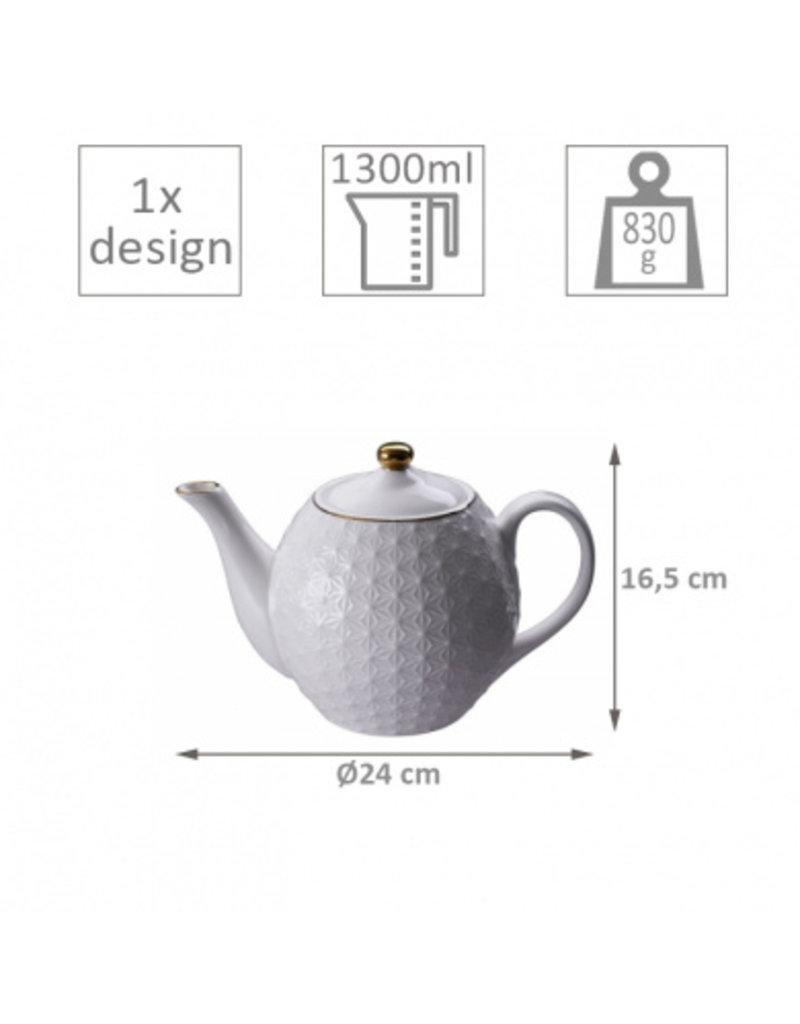 Tokyo Design Tokyo Design Théière Nippon White Star 1,3L
