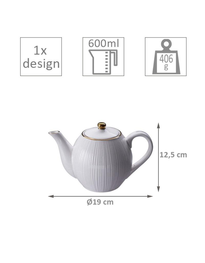 Tokyo Design Tokyo Design Théière Nippon White Star Lines 0,6L