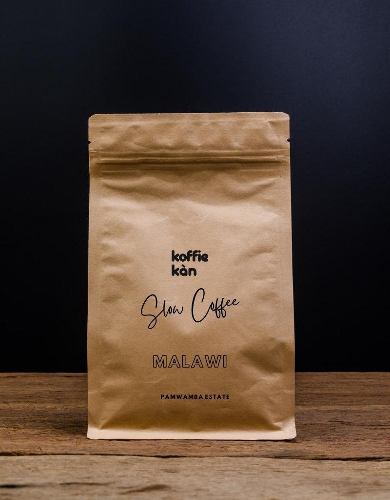 Koffie Kàn Koffie Kàn Single Origin - Malawi - Pamwamba Estate