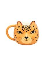 Sass&Belle Mug - Leopard