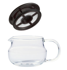 One Touch Teapot with filter
