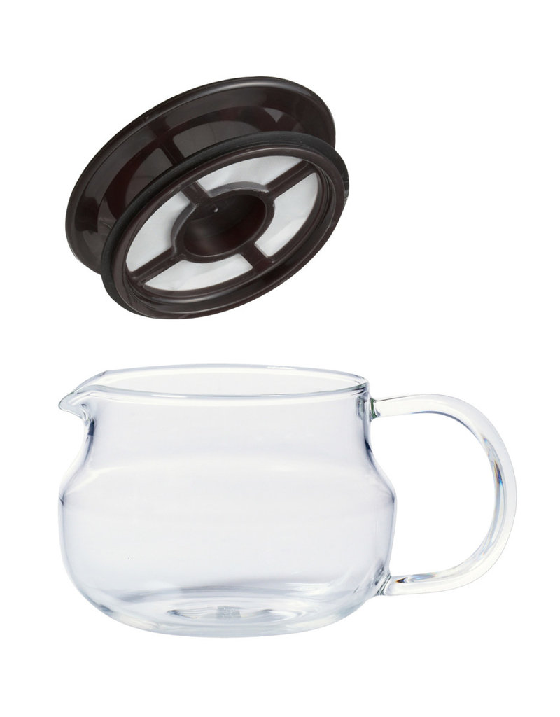 Kinto One Touch Teapot with filter