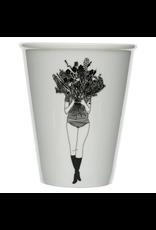 helen b. Mug helen b.  (drawing)
