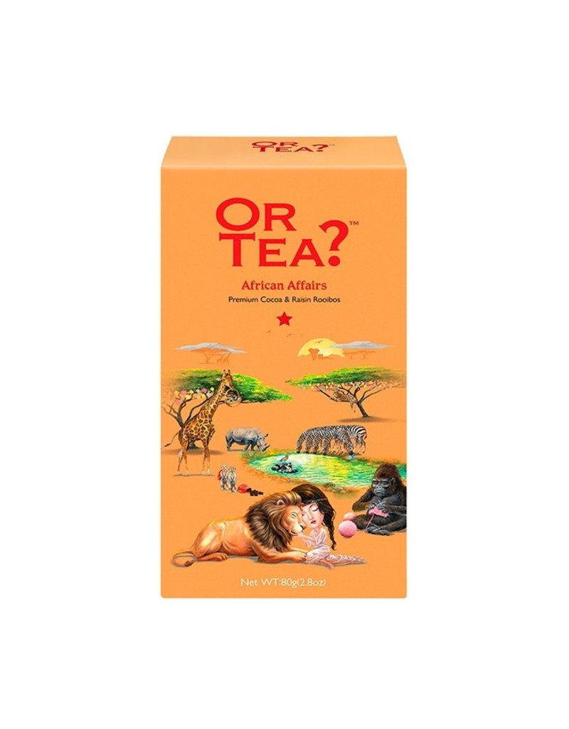 Or Tea African Affairs (losse thee)