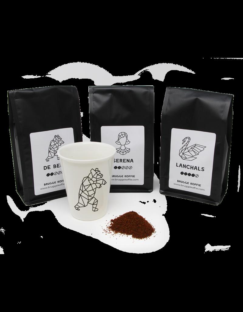 Koffie Kàn PRE-ORDER Stylish Gift Box Brugge Koffie