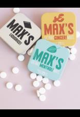 Max's Mints - biologische muntjes met heerlijke smaken