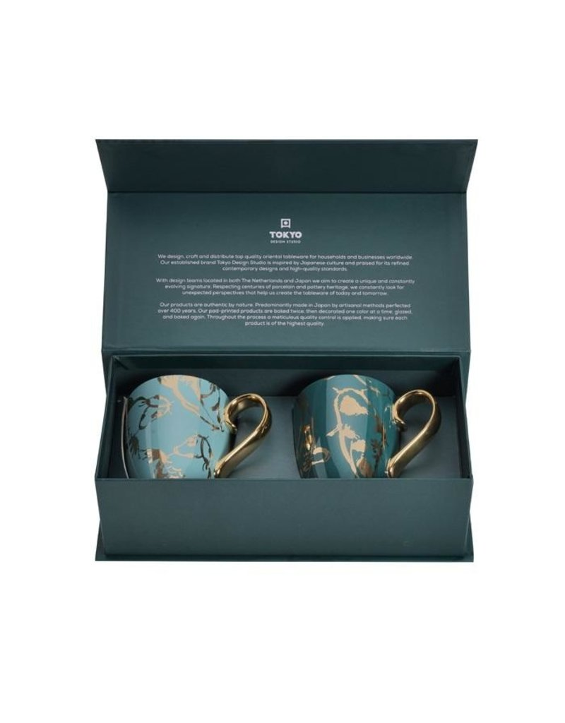 Tokyo Design Tokyo Design - Set of 2 mugs in a gift box