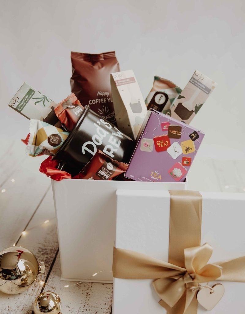 Koffie Kàn Gift Box 'Dad's Brew'