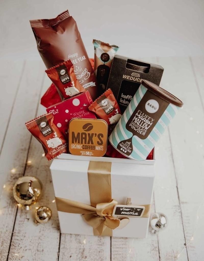Koffie Kàn Noël Gift Box 'Hottt Drinks'