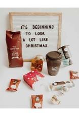 Koffie Kàn Kerst Gift Box 'Hottt Drinks'