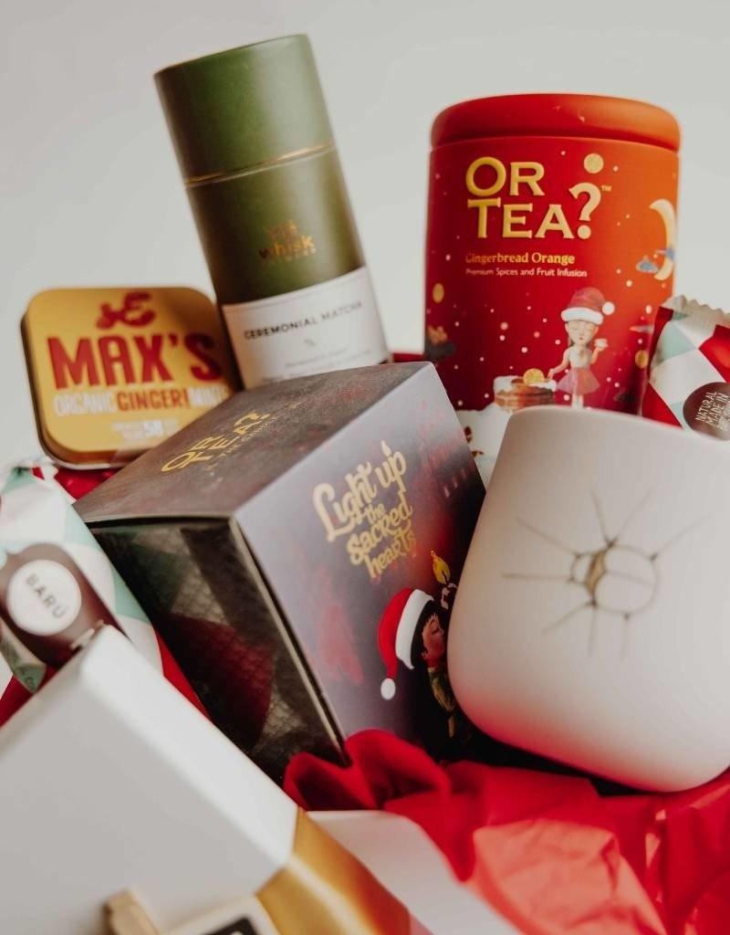 Koffie Kàn Christmas Gift Box 'Ultimate Teas'mas'