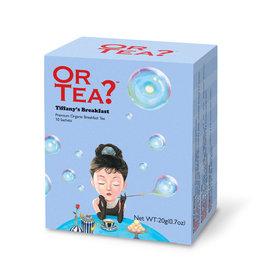 Or Tea Tiffany's Breakfast (builtjes)