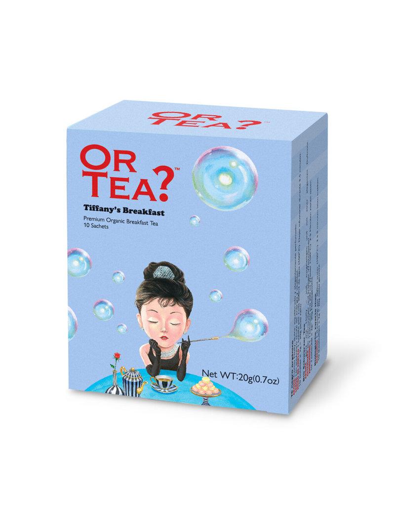 Or Tea Tiffany's Breakfast (sachets)