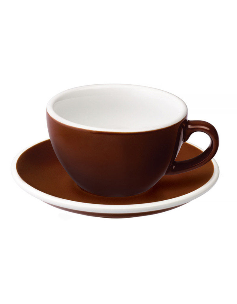Loveramics Loveramics Egg - Cappuccino 200 ml Cup and Saucer