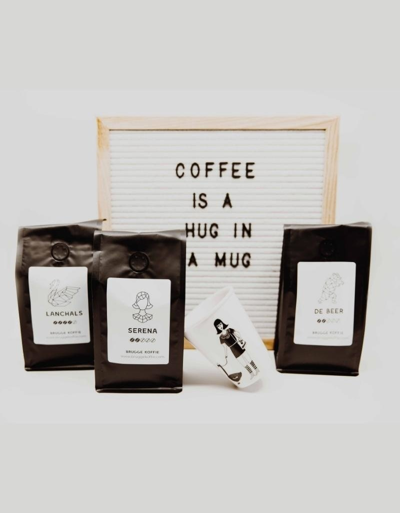 Koffie Kàn Gift Box Brugge Koffie