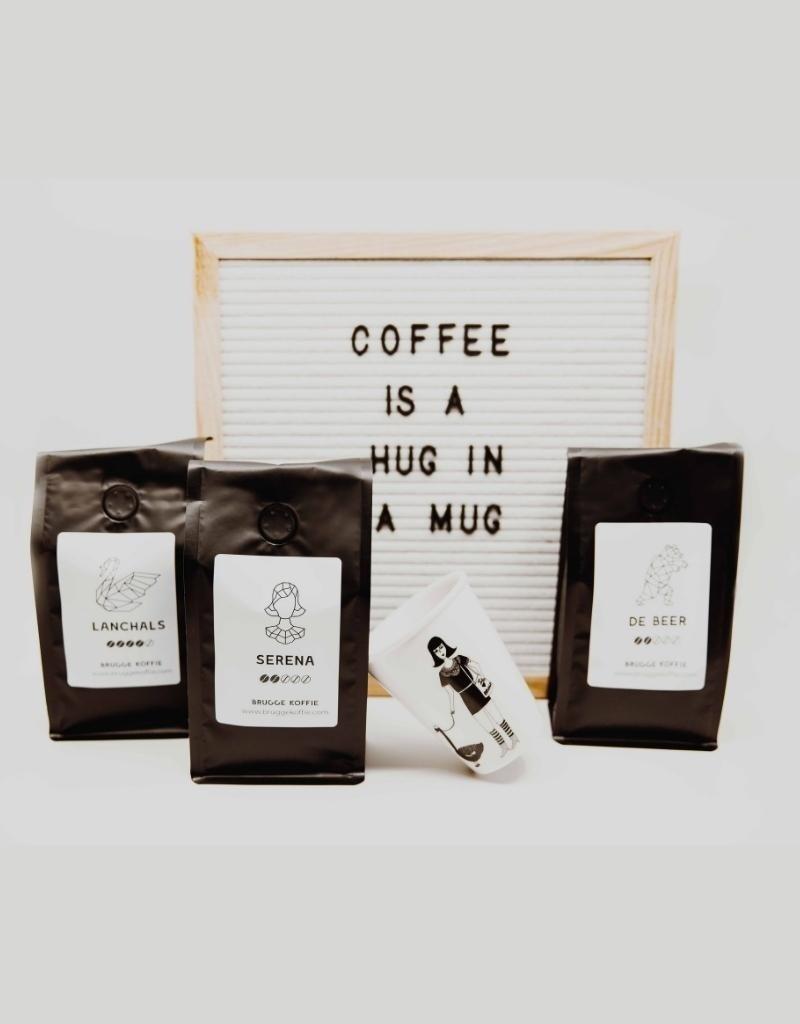 Koffie Kàn Stijlvolle Geschenkdoos Brugge Koffie