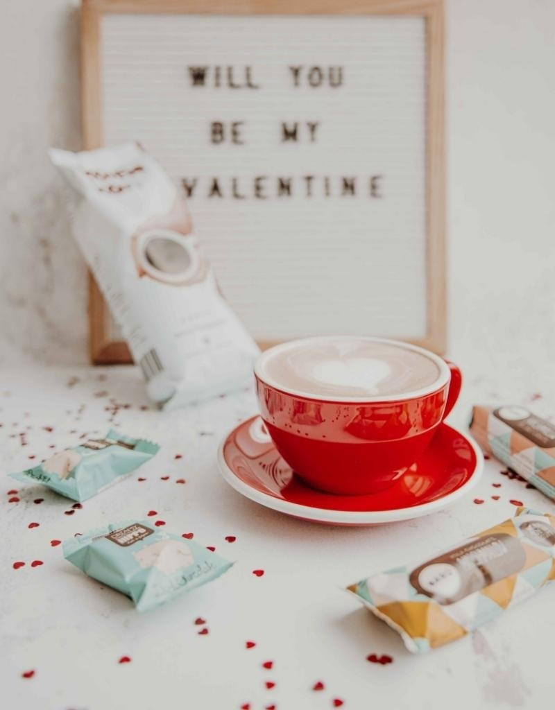 Koffie Kàn Koffie Kàn Gift Box 'Will you be my Valentine'