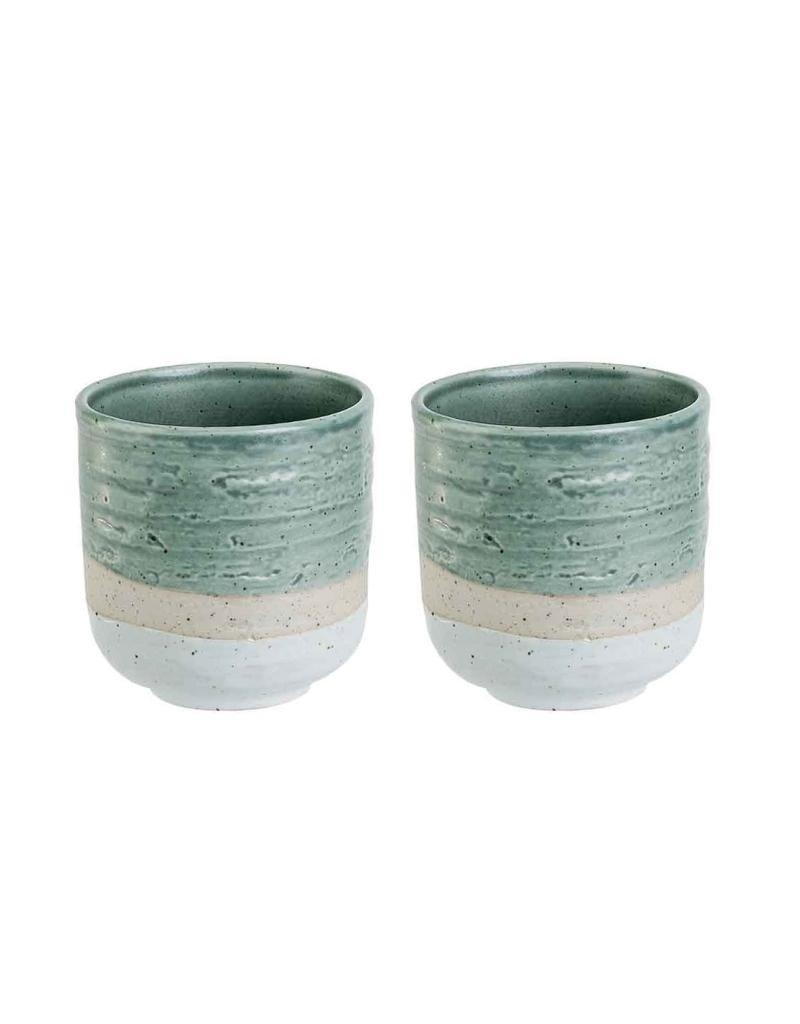 Cosy & Trendy Cosy & Trendy Mug Miyako - set de 2
