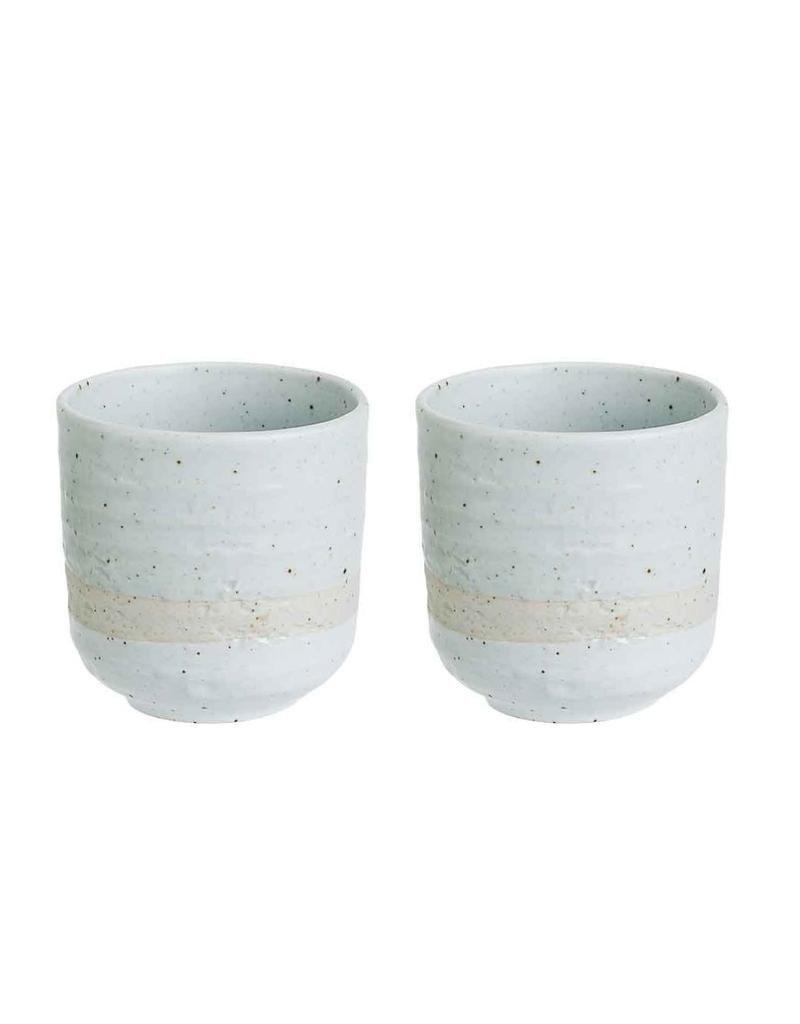 Cosy & Trendy Cosy & Trendy Mug Miyako - set of 2