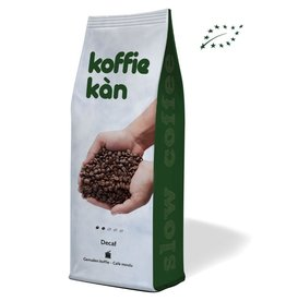 Koffie Kàn Bio Decaf Ground