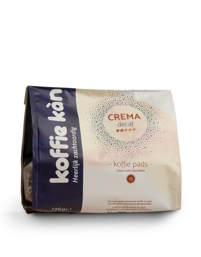 Koffie Kàn Crema Decaf