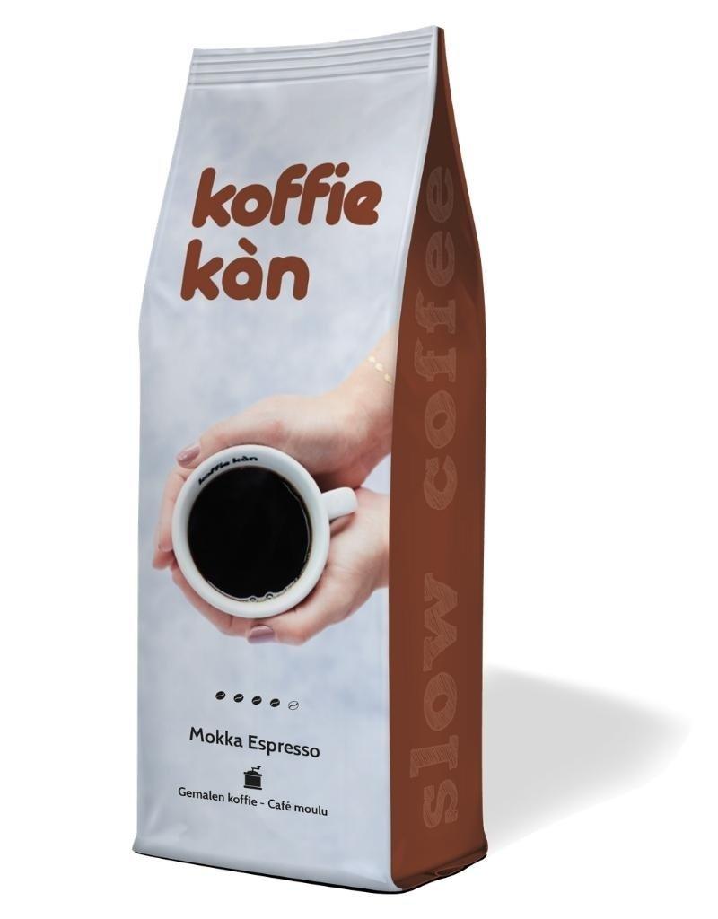 Koffie Kàn Mokka Espresso Koffie