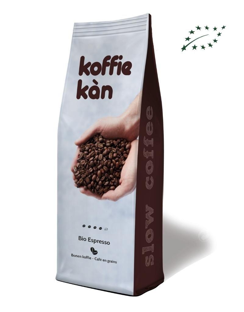 Koffie Kàn Grootverpakking Koffie Bonen 1kg