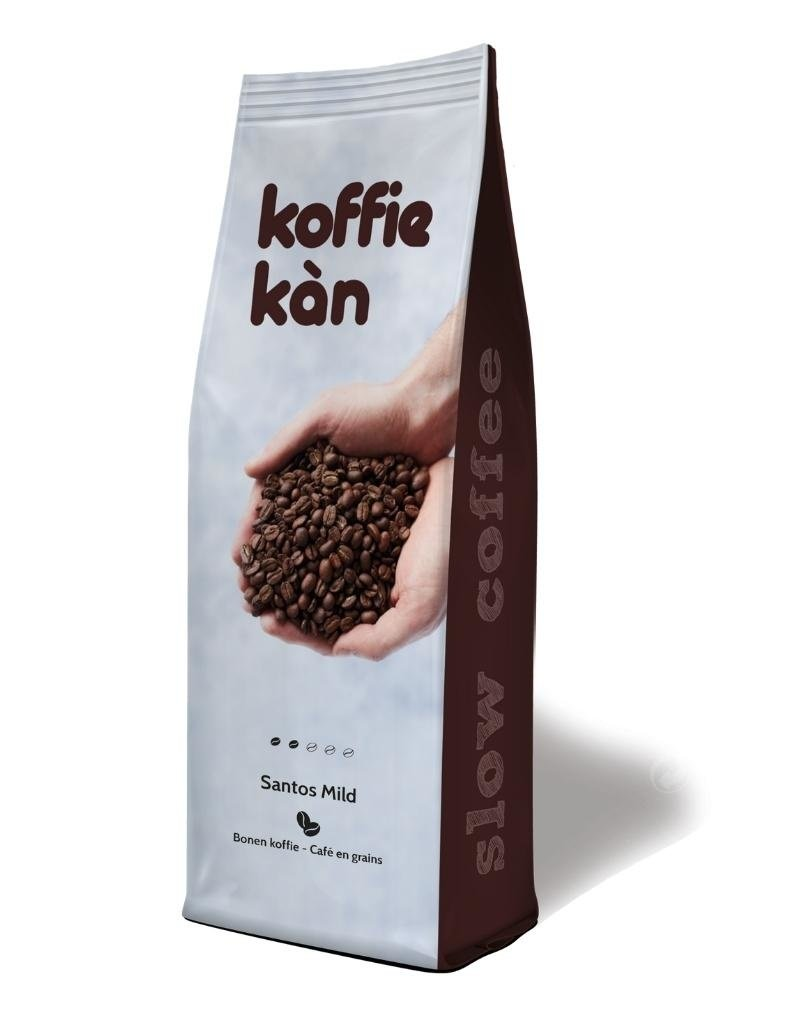 Koffie Kàn Café en grains en vrac 1kg