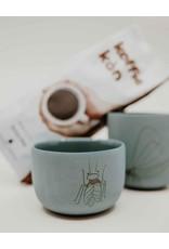 Studio Harm & Elke Gobelet Insects - café (L)