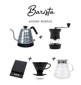 Hario Barista @home Bundle