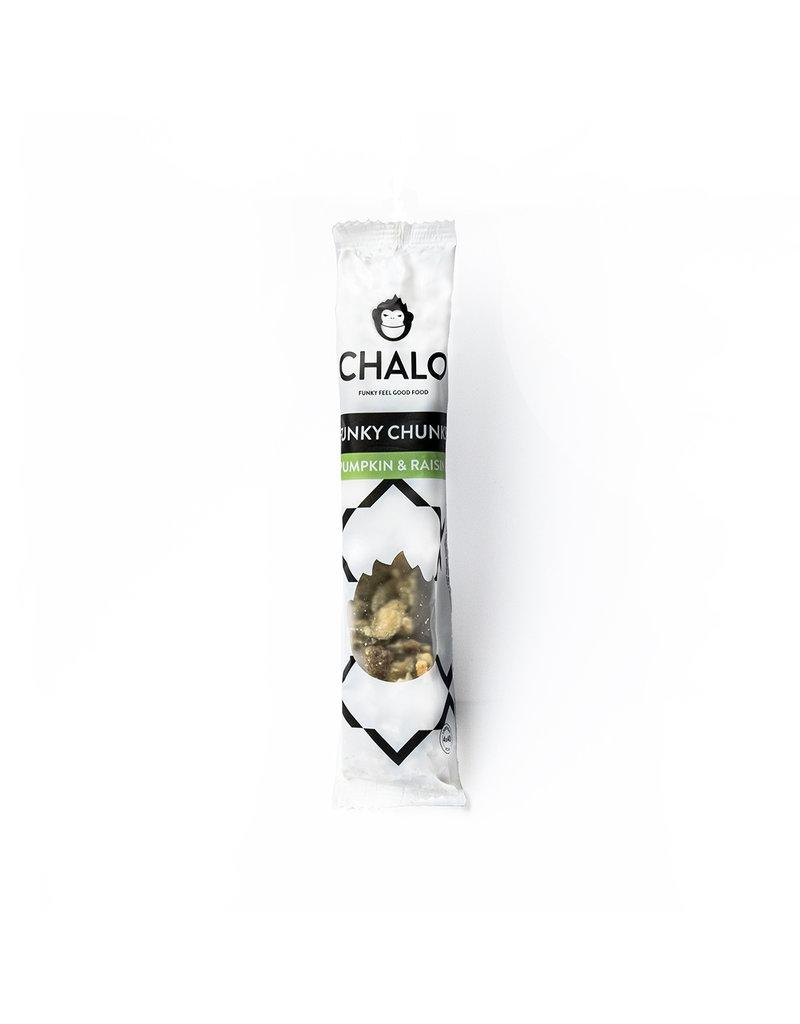 The Chalo Company Chalo Funky Chunky Bar (met zaden, noten en gedroogd fruit) -32gr